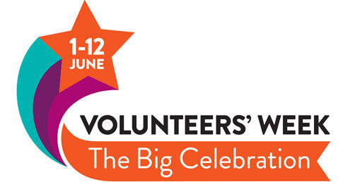 Volunteers' Week 2016 logo