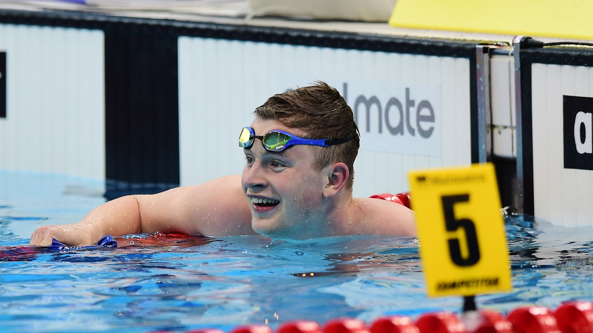 Peaty and Halsall win European golds in London