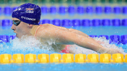 Siobhan-Marie O'Connor wins 200m IM silver at London 2016