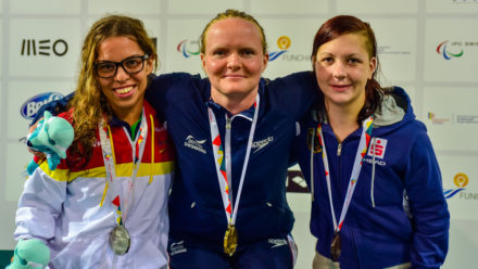 Rodgers breaks European record at Funchal 2016