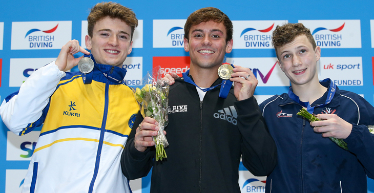 Daley defends British title as he builds up to Rio