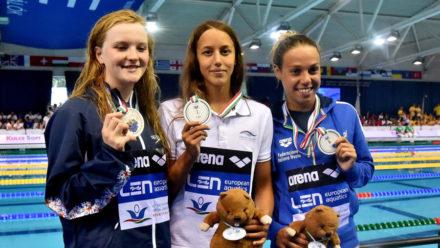 Abbie Wood wins European Junior bronze in Hungary