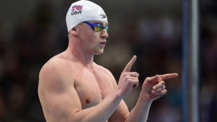 Peaty and Willis warm up with golds in Vichy