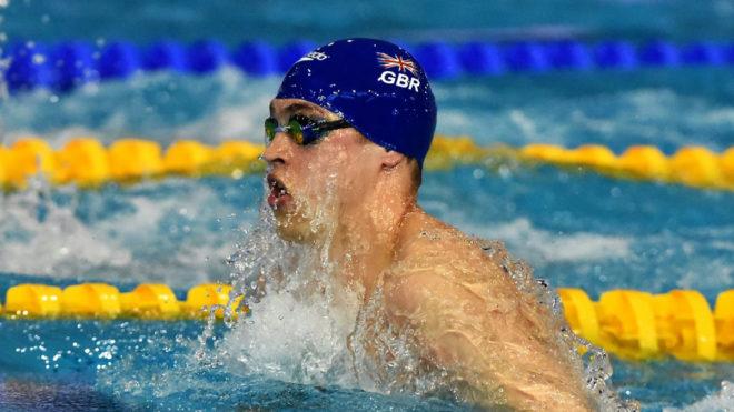 David Murphy lands 100m Breaststroke bronze at European Juniors