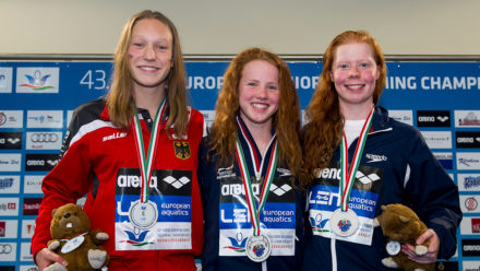 Emily Large wins first British gold of 2016 European Juniors