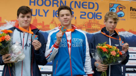 Hector Pardoe wins historic World Junior bronze in Hoorn