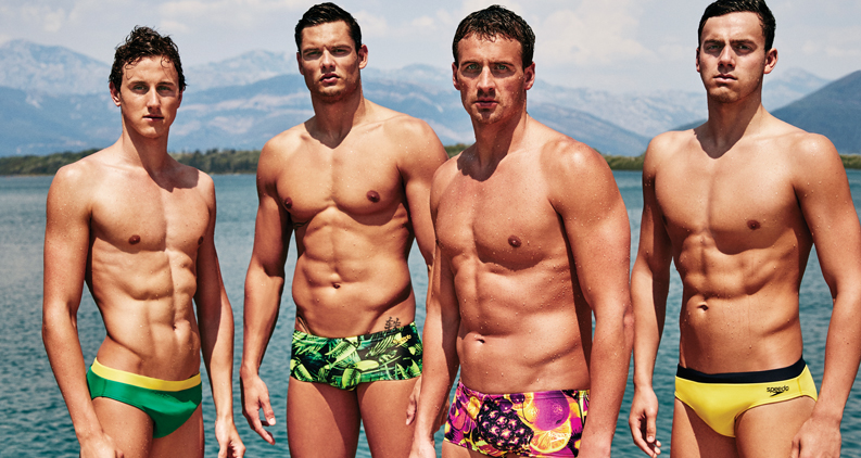 Guide to choosing swimwear for men