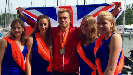 Jack Burnell seals European silver in Hoorn