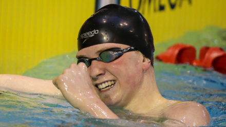 Litchfield seals final berth with English Age Group record