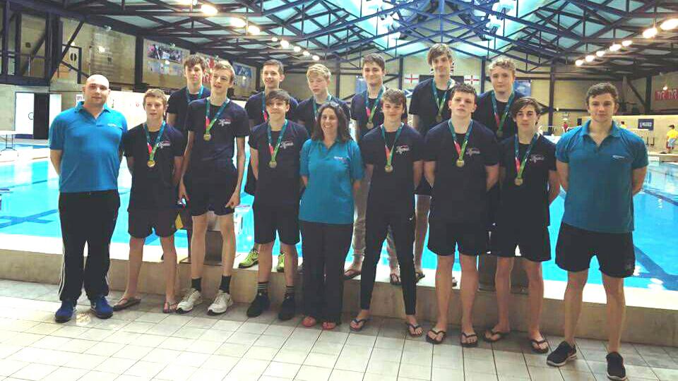 North West Tigers win Boys' U16 Inter Regional title