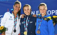 England juniors secure double gold in Rijeka