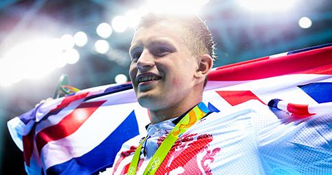 Adam Peaty wins Olympic gold in Rio