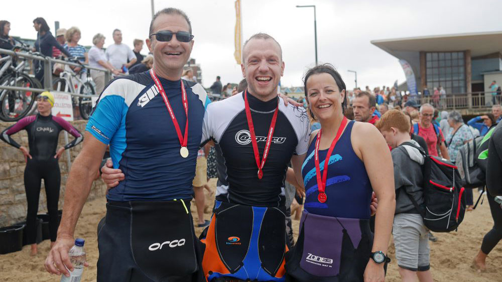Bournemouth Pier to Pier: The biggest charity swim in Europe