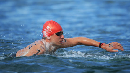Jack Burnell named in all-English open water team for Worlds