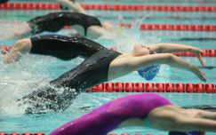 New faces in medal contention after day three heats