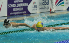 Hat-trick for Herron in day two finals