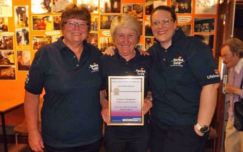 Swim Safe volunteers recongised at South Tyneside Awards