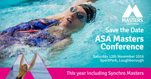 The ASA Masters Conference 2016.