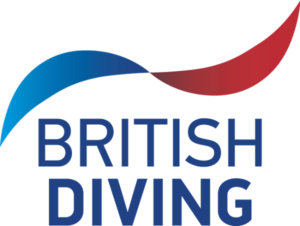 British Diving logo