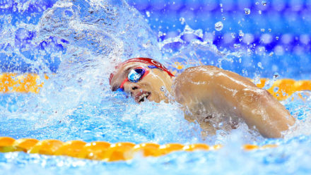 James Guy lowers British 200m Freestyle record in Berlin