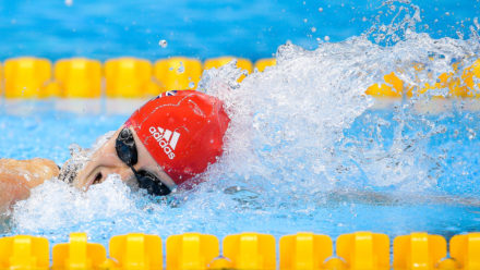 Russell wins bronze for ParalympicsGB on day nine