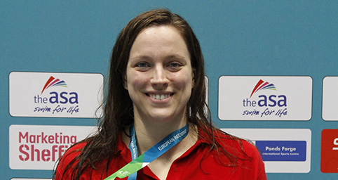 Heyn takes third record in session eight