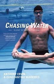 Chasing Water book by Anthony Ervin