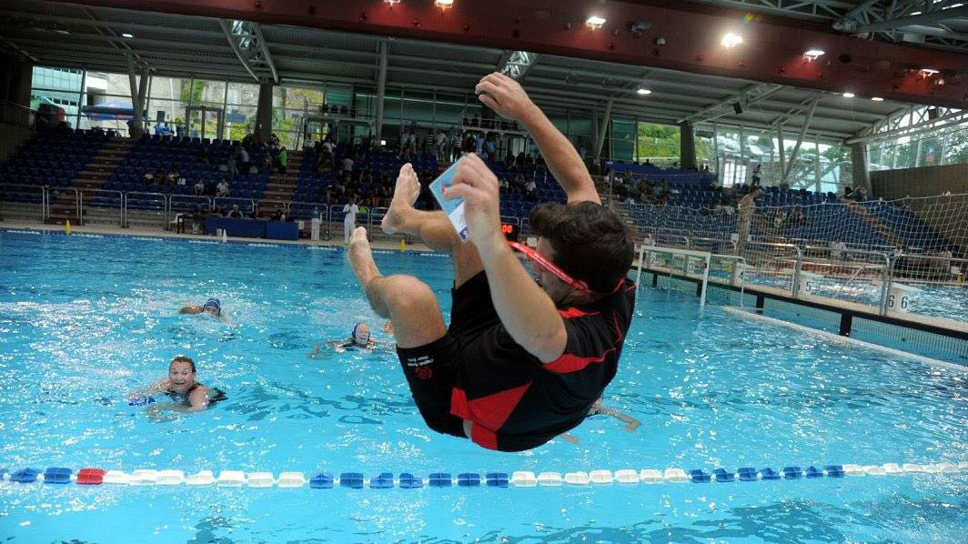 English Roses celebrate European Masters Water Polo bronze