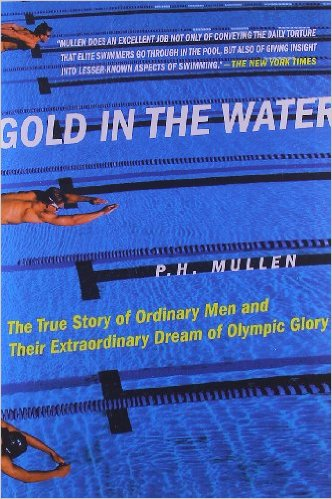 Gold in the water front cover.