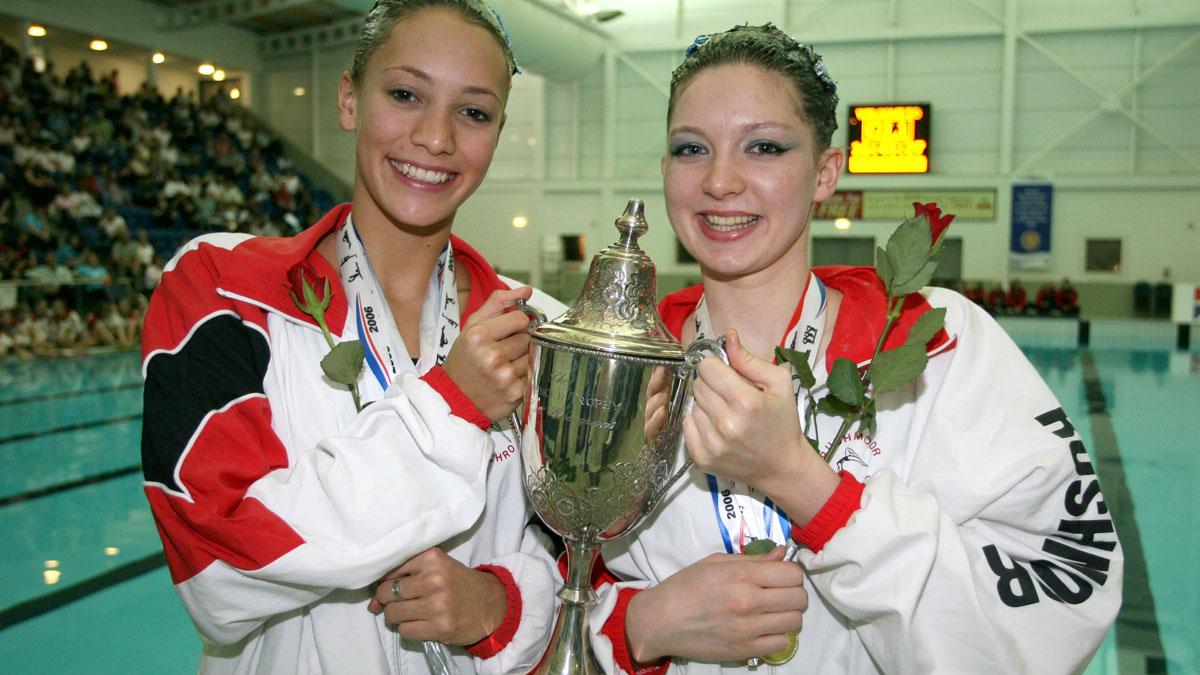 Jenna Randall & Olivia Allison: 2006