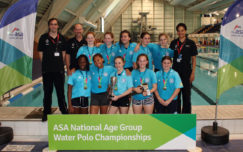Impressive Otter retain girls' U15 title in Manchester