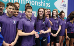 Scotland West pick up eight wins to claim Division Two title