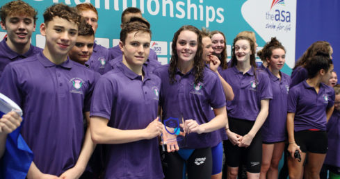 Scotland West win Division Two of the 2016 County Team Championships