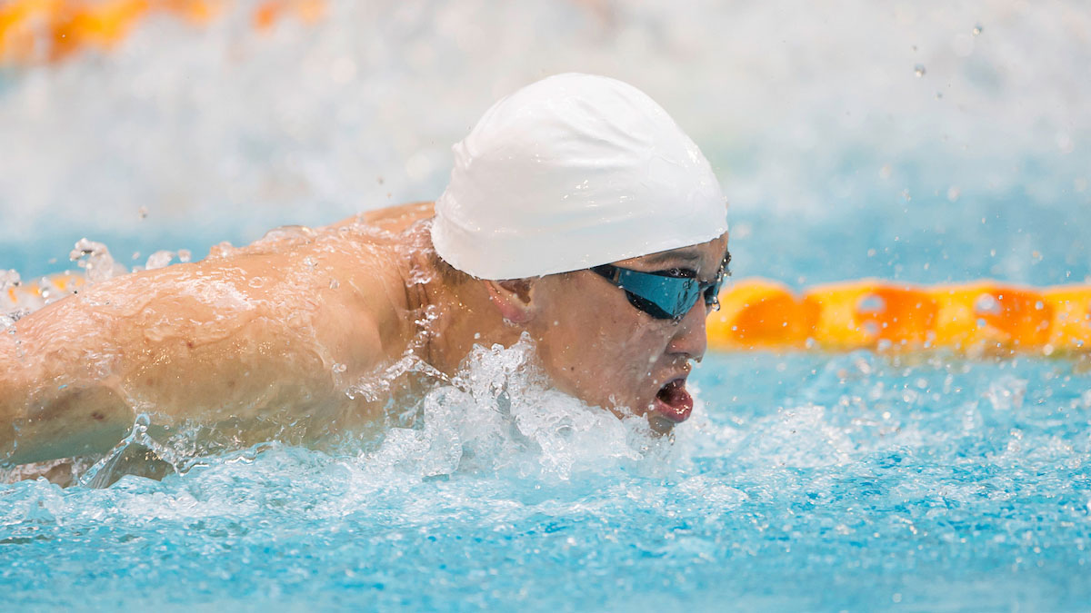 Harazawa clocks pair of British records at BUCS Short Course 2016