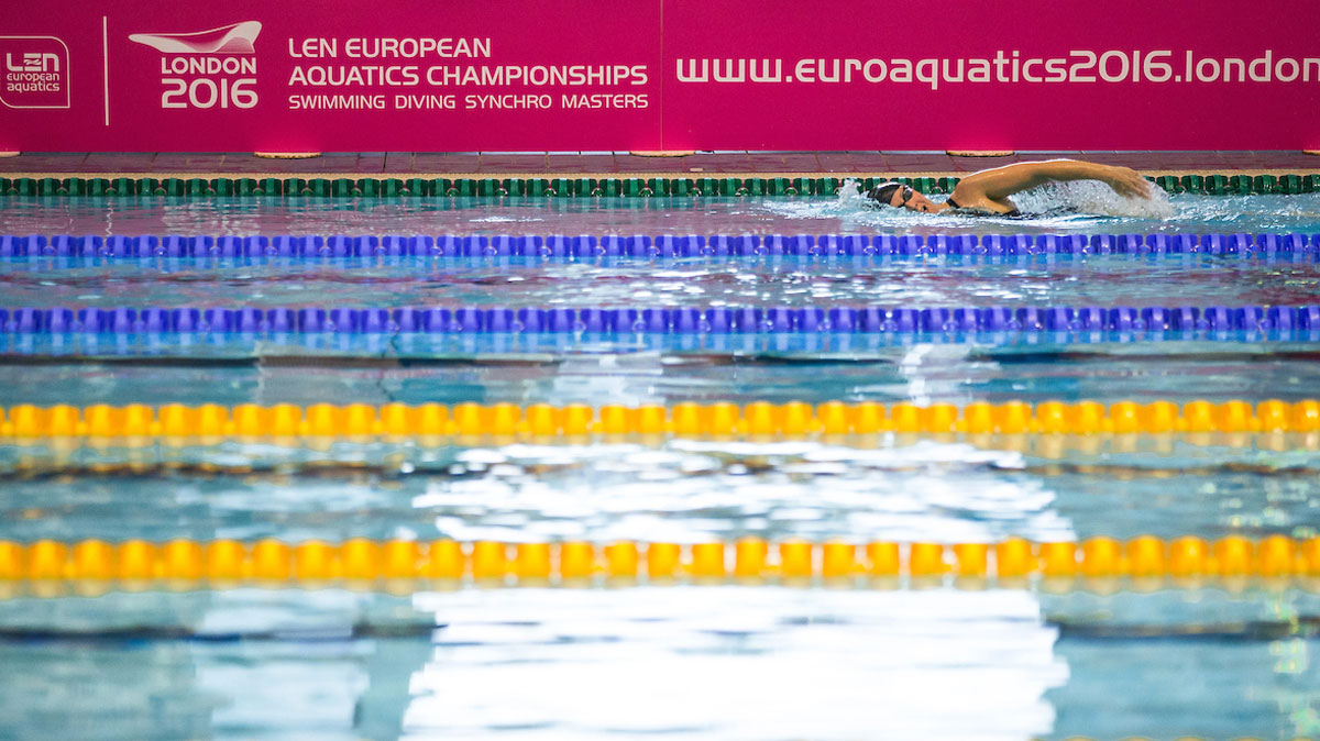 Statements released about European Masters Championships 2016