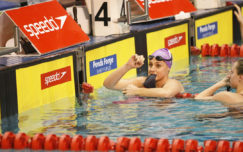 Molly Renshaw completes golden hat-trick on day three