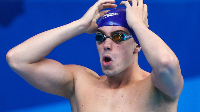 Barrett breaks British 100m Butterfly record at World Short Course Champs
