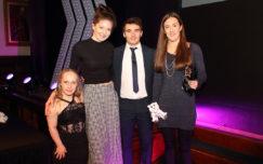 Synchro duets recognised at ASA Aquatics Awards