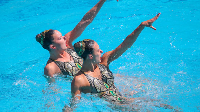 Synchronised Swimming at the Olympics