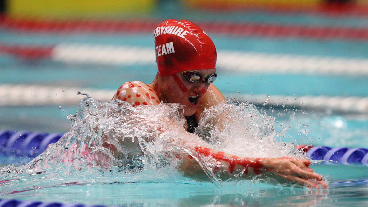 Imogen Clark sets British record on final day in Canada