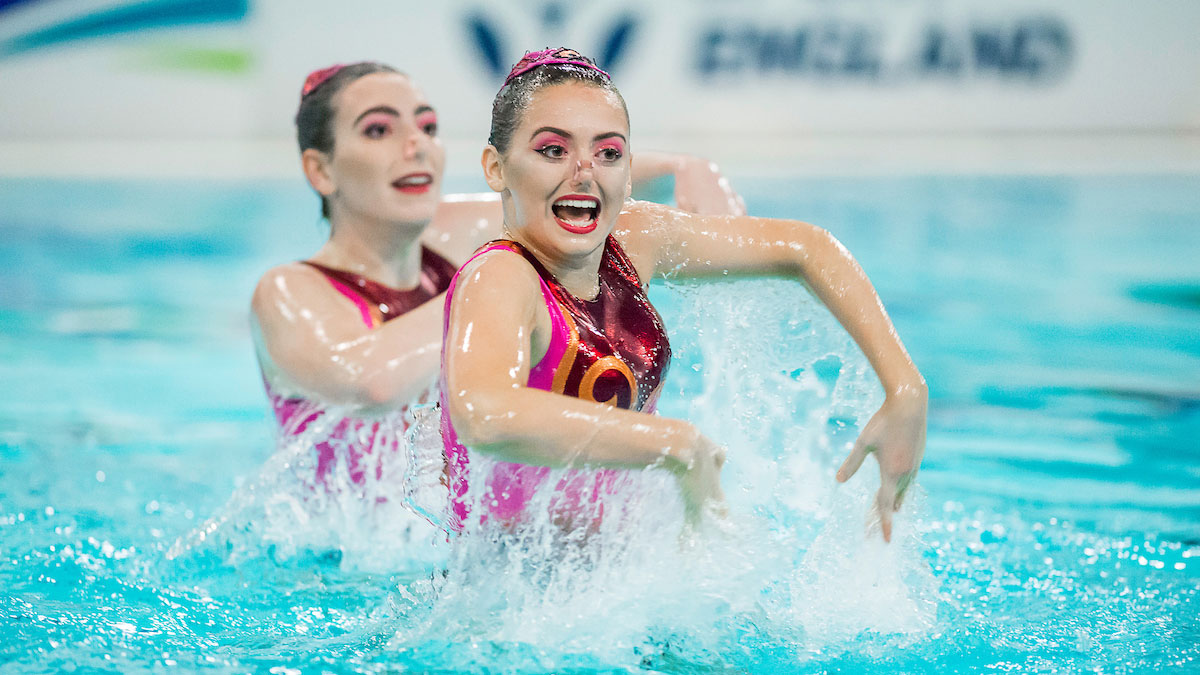 An introduction to synchronised swimming