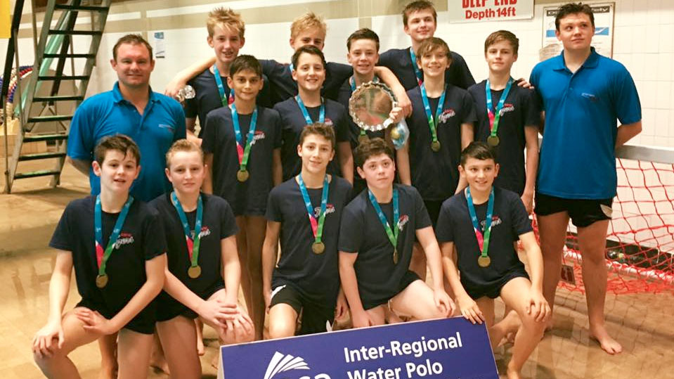 North West Tigers reclaim Boys' U14 Inter Regional title