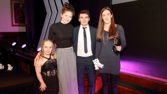 Synchro duets recognised at ASA Aquatics Awards