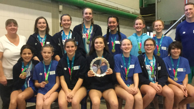 South West land U14 Girls' Inter Regional title