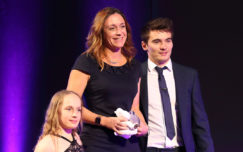 Karen Thorpe wins ASA Special Recognition Award for Synchro