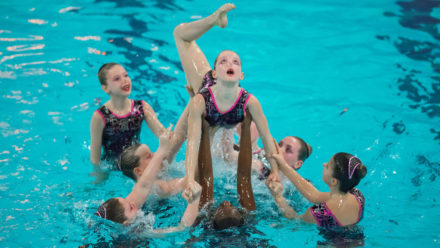 Synchronised Swimming Free Routines
