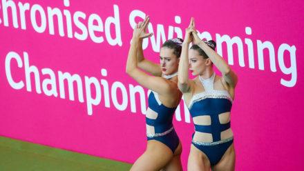 Synchronised Swimming Presentation