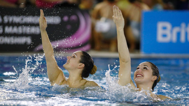 Ross on top as Masters shine in Telford