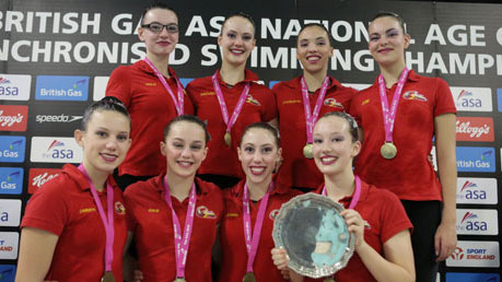 Bristol bring curtain down on ASA Champs with Team gold