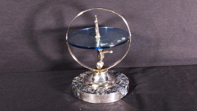 Colin Lushington Memorial Trophy